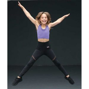 Children's Panelled Leggings